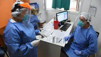 coronavirus: el pais sumo 283 nuevas victimas y 11 mil casos