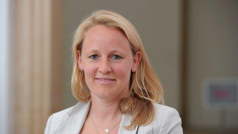 La prestigiosa liga alemana será presidida por una mujer