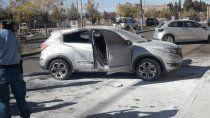atentado contra una medica de cutral co: le incendiaron su auto