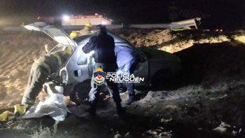 Una mujer murió en un choque en Bajada del Maida