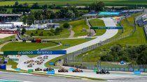 La Fórmula 1 correrá dos fechas en Austria y no irá a Turquía