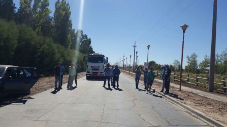 La Uocra levantó el bloqueo en la refinería de Plaza Huincul
