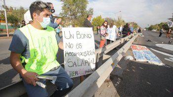 Salud suspendió el corte en los puentes, pero mantiene el de la 22