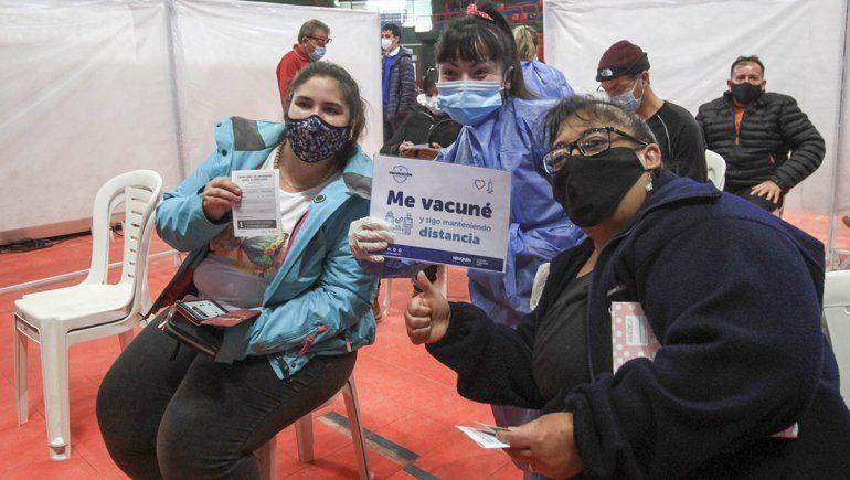 Vacunación a demanda en Neuquén: se aplicaron 2.300 dosis en un solo día