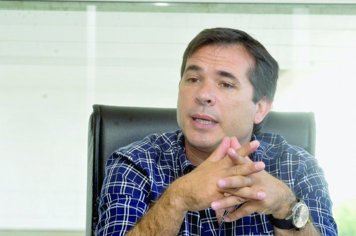 El fiscal General de Neuquén, José Gerez, celebró el acuerdo de reparación alcanzado.
