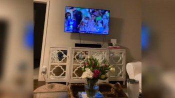 TikTok: infidelidad al descubierto por foto que envió mirando los Juegos Olímpicos.