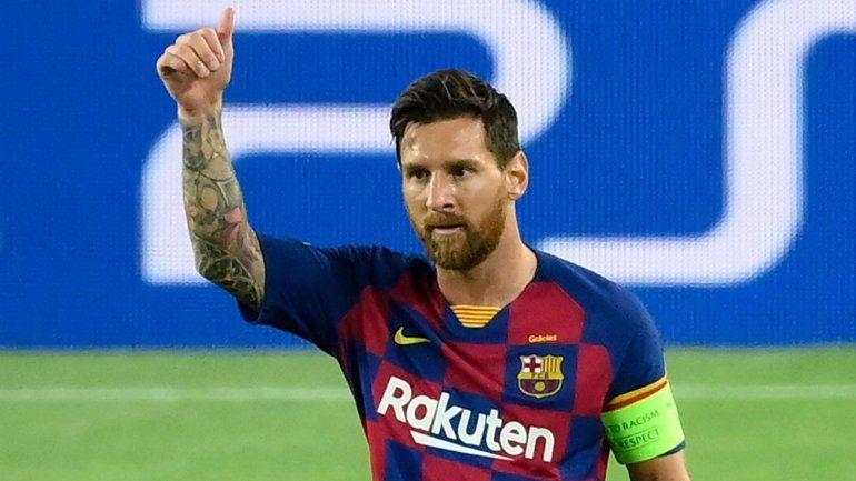 Con Messi en duda, hora y TV de la primera final del año para el Barcelona