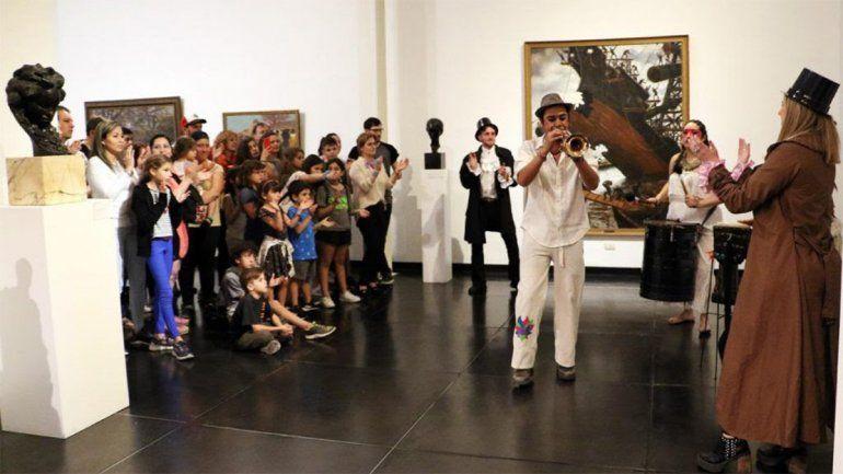 Los neuquinos disfrutaron de la segunda edición de La Noche de los Museos