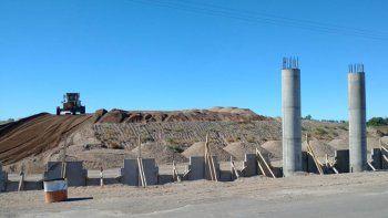 transito: la rotonda de arroyito estara cortada por obras