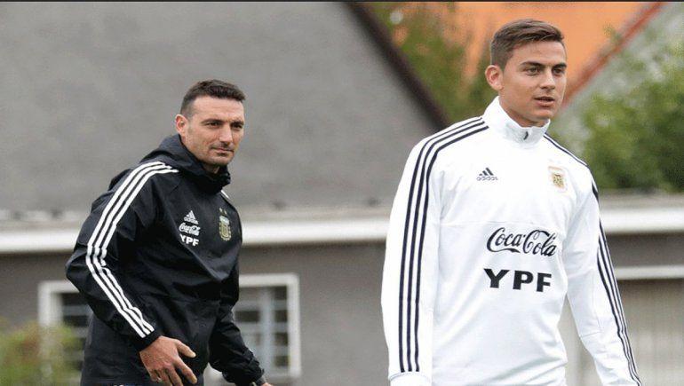 Con la vuelta de Dybala, se conoció la lista de la Selección Argentina