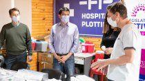 la legislatura continua fortaleciendo los centros de salud de toda la provincia