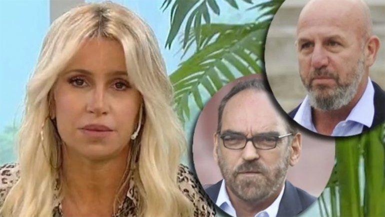 Wolff se auto denunció tras el escándalo con Florencia Peña
