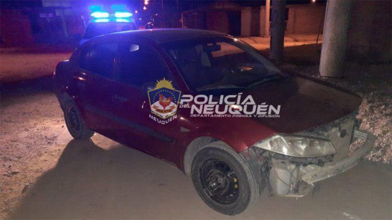 Rincón: un detenido tras una espectacular persecución