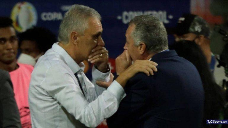 Ecuador empató con Brasil, Alfaro le vendió humo a Tite y sería nuestro rival