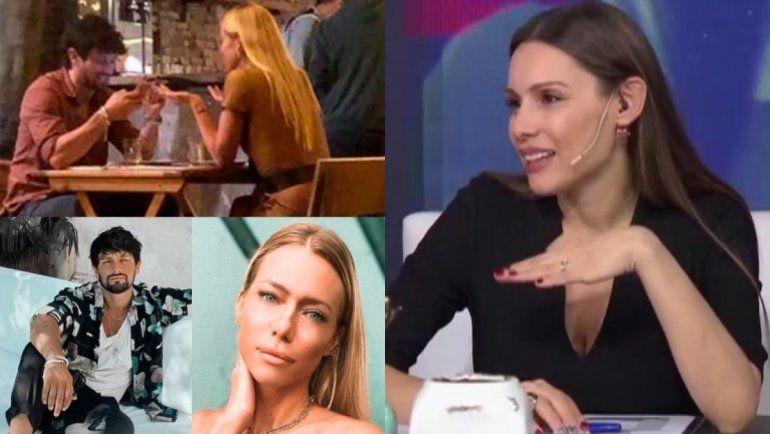 Lo sorpresiva reacción de Pampita al ver a Nicole Neumann y Luciano Vitori juntos