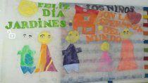 un jardin de infantes movilizado para ayudar al hospital de zapala