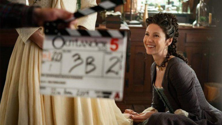 De las 5 temporadas de Outlander