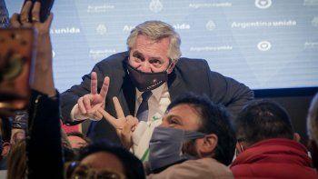 El Presidente conserva la imagen alta en Neuquén