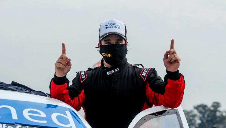 Lucas Guerra ganó la final del Top Race en San Nicolás