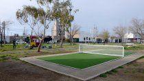 espacios verdes: la ciudad sumo 30 hectareas durante la pandemia