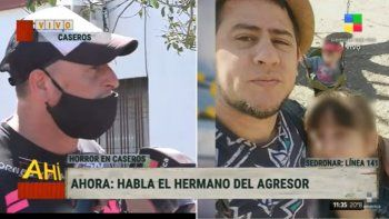 Toma de rehén: El hermano del agresor culpó al FDT