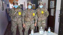 El Ejército actuará como facilitadores sanitarios