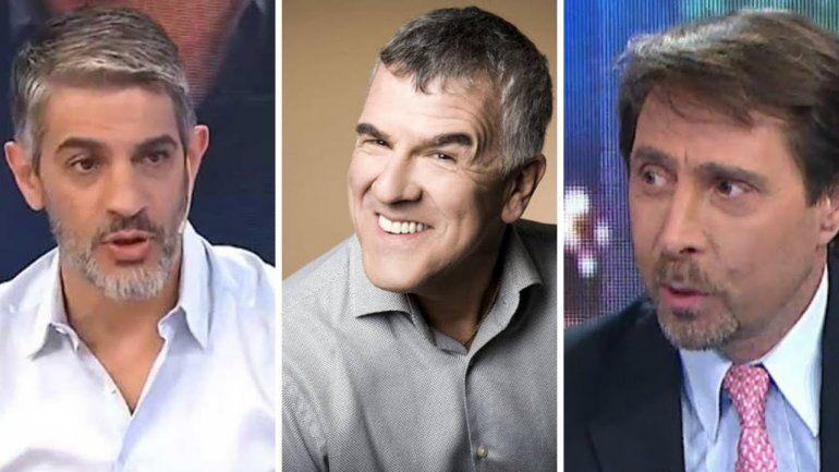 Feinmann fulminó a Dady y Pablo Echarri: Son nefastos