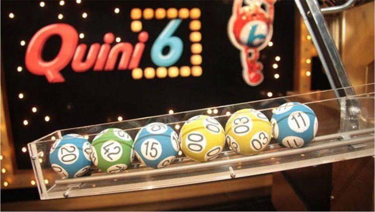 Sorteo del Quini 6: un afortunado se quedó con 8 palos del Siempre Sale