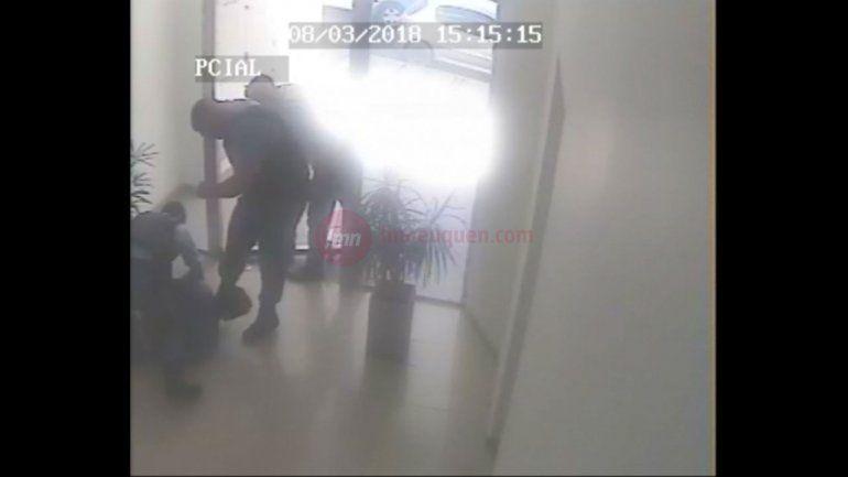 Así fue la brutal golpiza de la Policía a Facundo