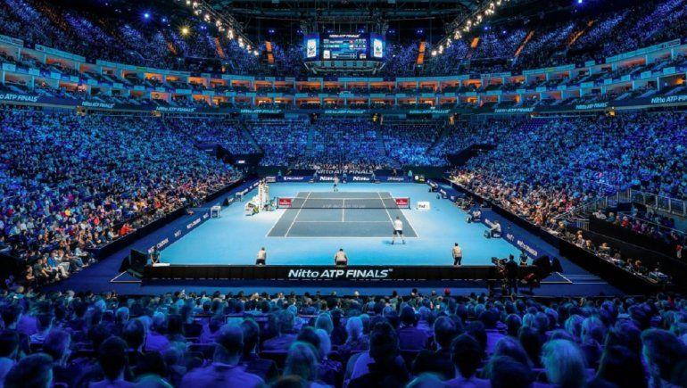 Nitto ATP Finals.