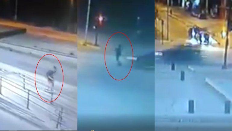 Video: así fue el brutal accidente en el Metrobus
