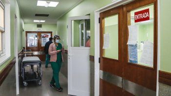 En el nosocomio, consideran que en este momento no hay que aflojar para lograr controlar la evolución de la pandemia.