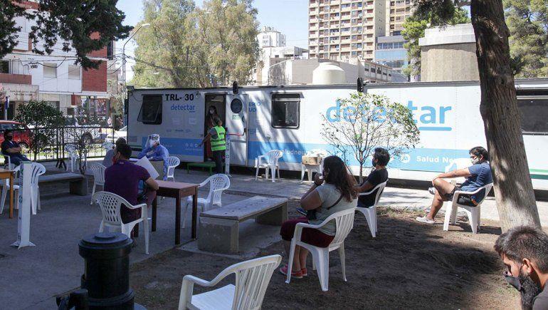 Alerta: Neuquén sumó cinco muertes y más de 500 casos de coronavirus
