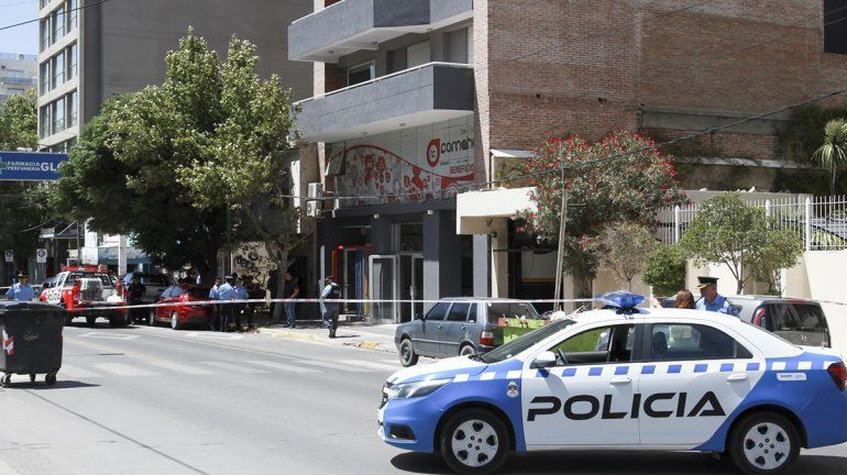Una falsa amenaza de bomba obligó a evacuar un edificio céntrico