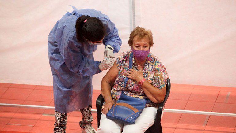 Objetivo local: vacunar a los mayores de 60 antes del frío