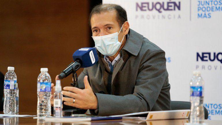 Gutiérrez destacó que durante el jueves la vacunación fue récord