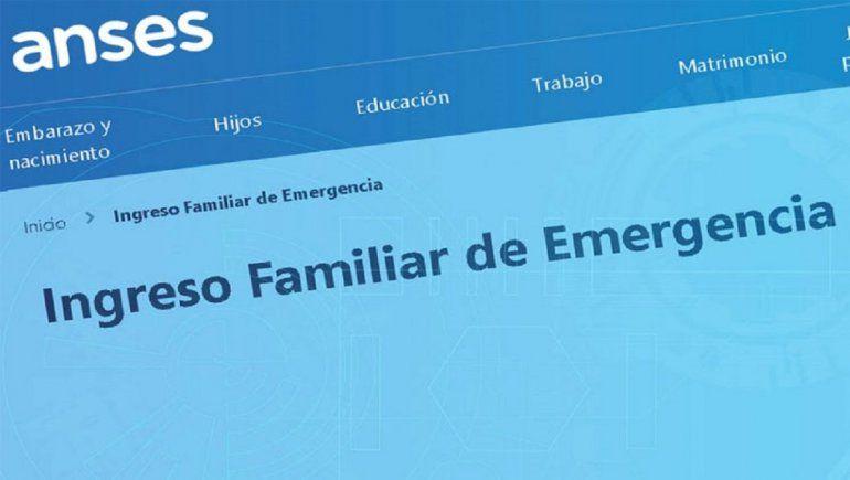 Especialistas aseguran que no hay recursos para un IFE 4   Foto: Anses