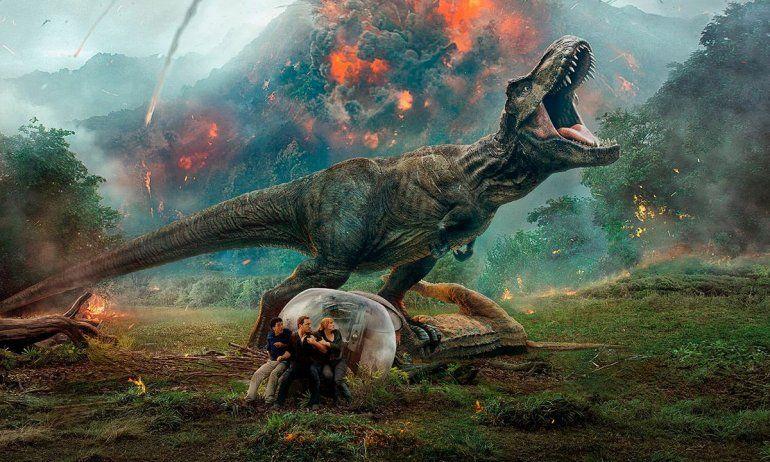 Jurassic World vuelve al ruedo ¡Se viene el estreno de la película!