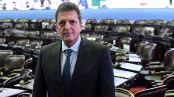 massa sera el orador principal en el g20 de presidentes parlamentarios