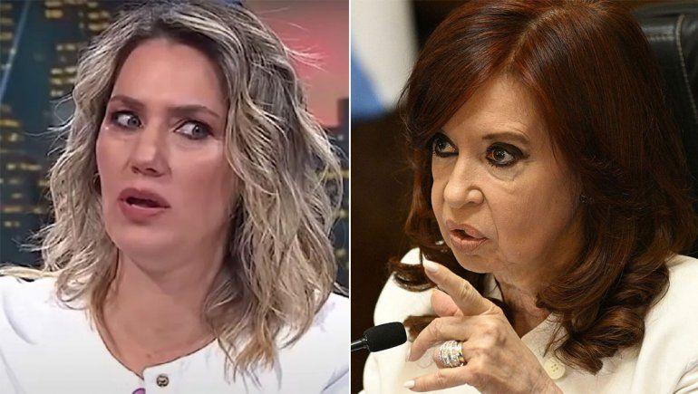 Presidenta-ta-ta: el papelón de Carolina Losada al hablar de Cristina