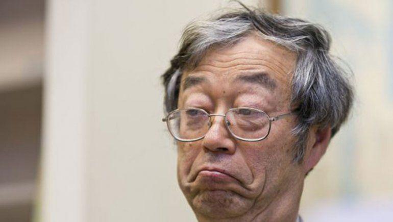 El supuesto Satoshi Nakamoto, creador del bitcoin.