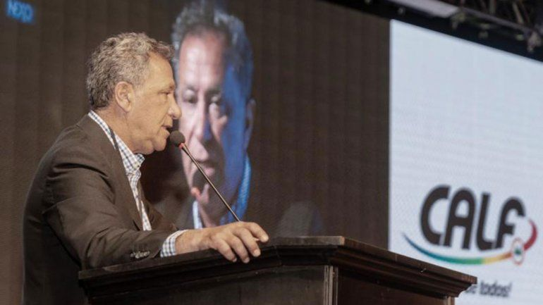 Ciapponi se encamina a otro mandato en CALF
