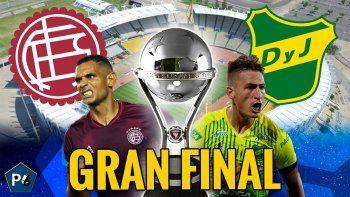 Copa Sudamericana: Defensa y Justicia vs Lanús