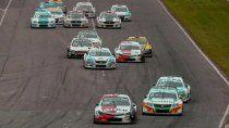 Se conocieron nuevas duplas para la carrera del Top Race en Buenos Aires