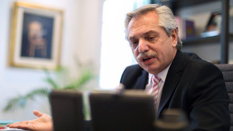 Alberto Fernández: El objetivo de la economía es lograr la racionalidad