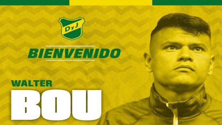 Walter Bou de renegado en Boca a campeón de la Sudamericana