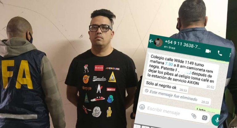 Los chats del líder narco que ordenó acribillar a un testigo y atacar a jueces