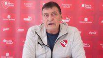El entrenador del Rojo sufrió graves problemas de salud con anterioridad.