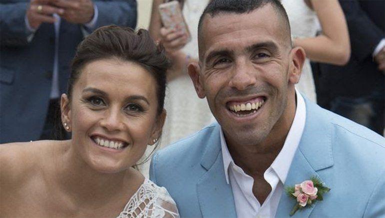 El escándalo en el que quedó involucrada la esposa de Tevez