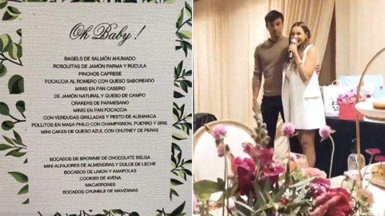 El baby shower top de Pampita: regalos, padrinos e invitadas famosas